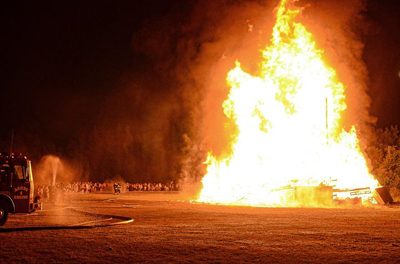 Ashby Jul 3rd bonfire